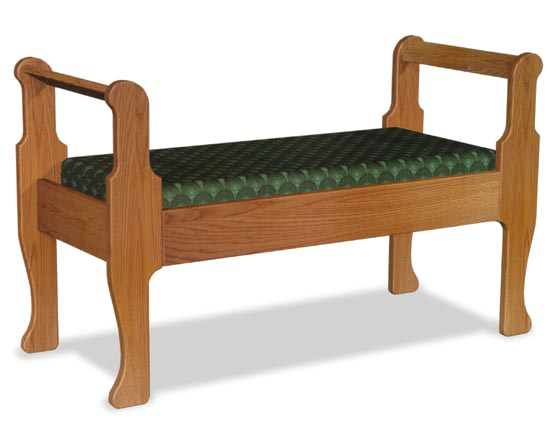 Amish bedroom daybed bench amish bedroom furniture Daybed bench