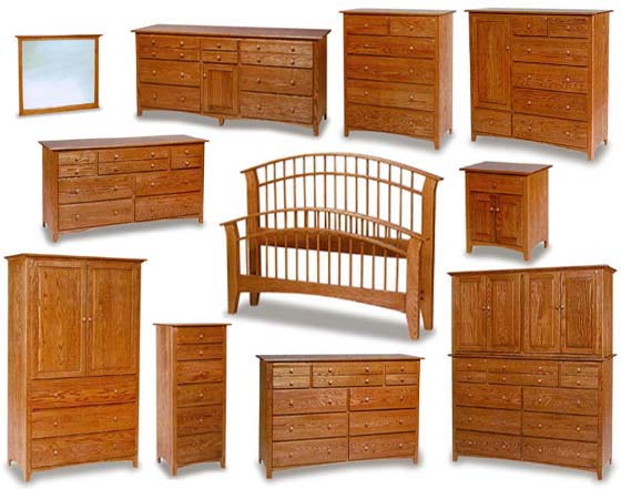 Exceptionnel Princeton Amish Bedroom Furniture Collection Zoom
