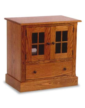 29 Quot Amish Winchester Tv Stand Amish Family Room And