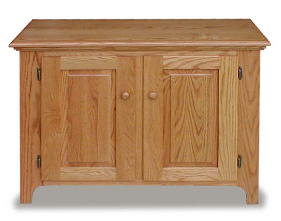 low two door jelly cabinet amish dining room furniture sugar plum oak amish furniture in. Black Bedroom Furniture Sets. Home Design Ideas