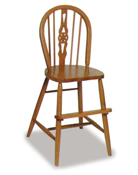 Windsor Youth Chair Amish Dining Room Furniture