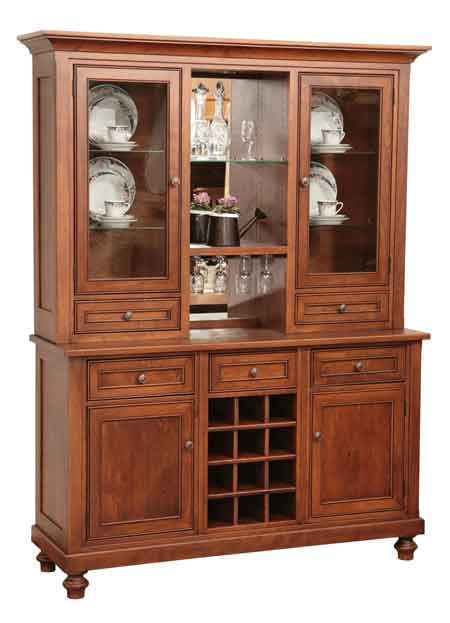 Alternate View Of Oceanside Dining Room Hutch