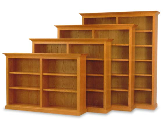 office bookcase and amish of bookcases alternate executive furniture view