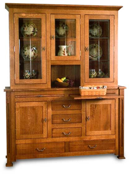 manhattan dining room hutch amish dining room furniture sugar plum