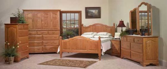 crown villa amish bedroom furniture amish bedroom furniture sugar plum oak amish furniture. Black Bedroom Furniture Sets. Home Design Ideas