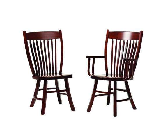 modern traditions barrel chairs amish dining room