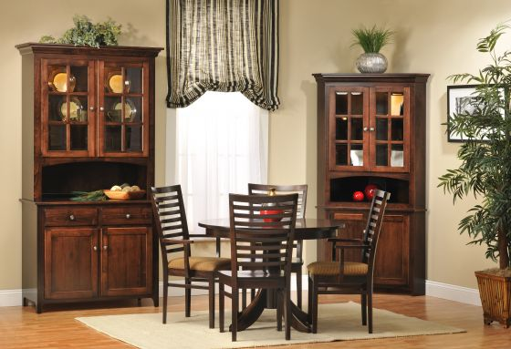 Alternate View Of Lexington Shaker Dining Room Furniture