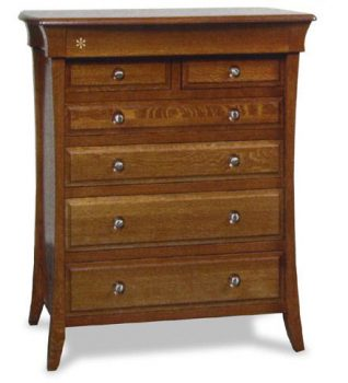 Banbury Six Drawer Chest