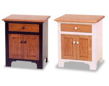 Amish Bedroom Fresno Nightstands