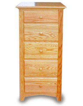 Amish Shaker Lingerie Chest