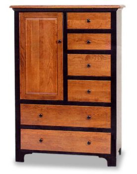 Amish Bedroom Fresno Doorchest