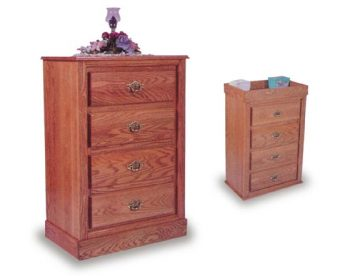Newborn Changing Table/Chest of Drawers