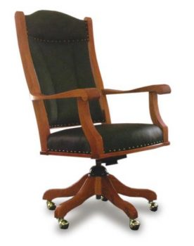 Amish Office  Chair