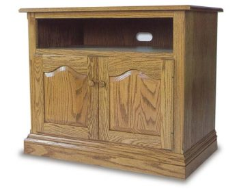 Amish Family Room Deluxe TV Stand