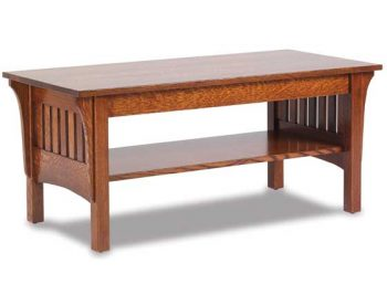 Mission Amish Coffee Table