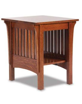 Mission Amish End Table