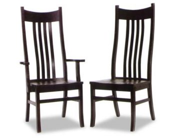 Amish Royal Concorde Amish Dining Room Chairs