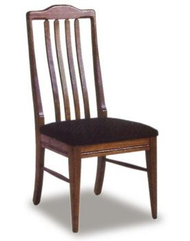 Amish Boston Shaker Upholstered Chairs