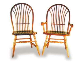 Sheaf Amish Dining Room Chairs