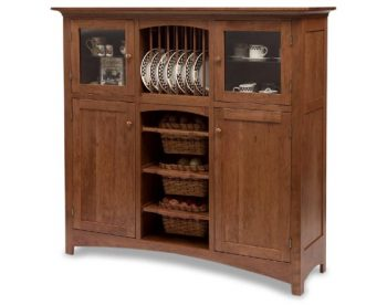 Amish Shaker Baltic Cabinet