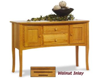Amish Classic Shaker Sideboard