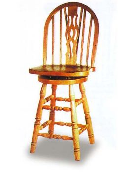 Windsor Slot Barstool