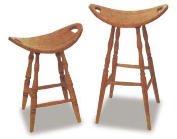 Swivel Saddle Barstools