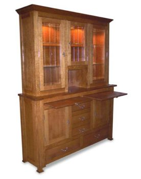 Manhattan Dining Room Hutch