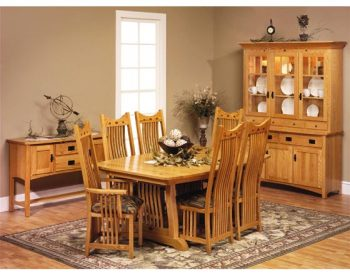 Classic Mission Dining Room Furniture