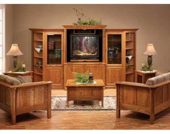 Traditional Shaker Amish Family Room Furniture