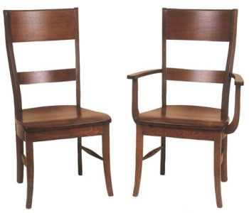 Columbus Chairs from Amish Builders