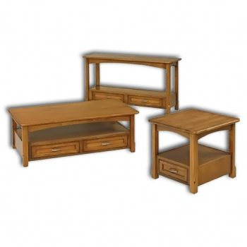 Amish West Lake Occasional Tables