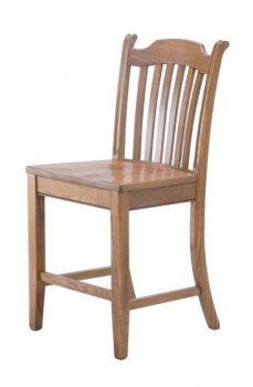 "24"" New Englander Barchair"