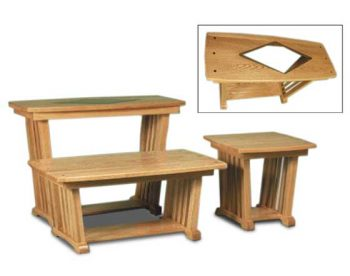 Diamond Mission Occasional Tables