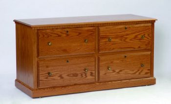 Lateral File Credenza Base