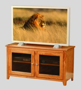 Enclosed HDTV Stand