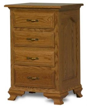 Amish Crown Villa Nightstand