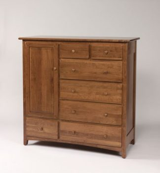 Amish Elliot Ridge Gentleman's Chest
