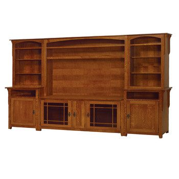 Landmark Plasma Entertainment Wall Unit