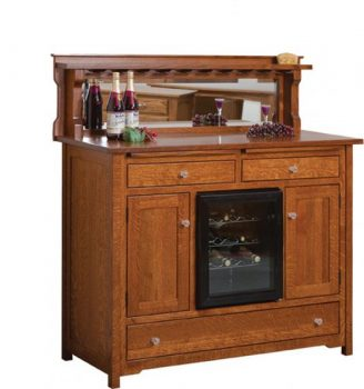 Bonzer Wine Buffet with Cooler