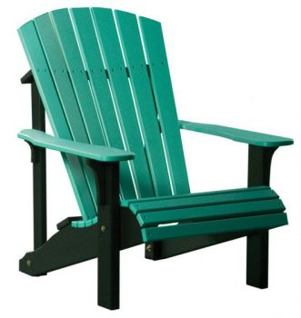 Deluxe Adirondack Chair (Senior Height)