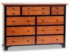 Amish Fresno Mule Chest Base (1133-17)