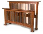 Millcreek Mission Amish Bed (1001-17)