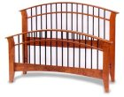 Amish Fresno Dowel Bed (11057-17)