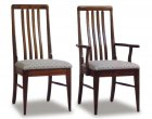 Amish Newport Shaker Flat Top Chairs