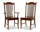 Amish New Englander Dining Room Chairs (0129-54)