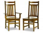 Monterey Amish Dining Room Chair (0138-54)