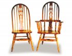 Windsor Amish Dining Room Chairs (0113-19)
