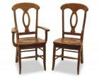 Bunker Hill Napolean Dining Room Chair (0133-49)