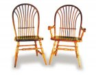 Sheaf Amish Dining Room Chairs (0112-19)